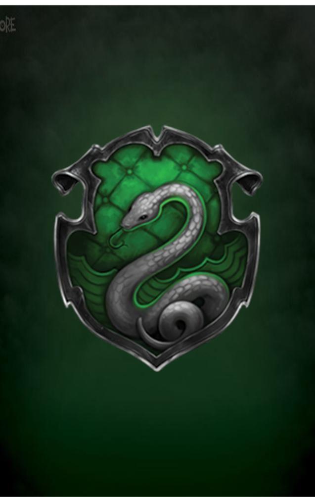 Slytherin Dark Green Wallpaper Slytherin pride