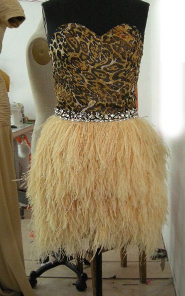 If I buy the dresses, can I make my bridesmaids wear this? I want a production, not a wedding ;)