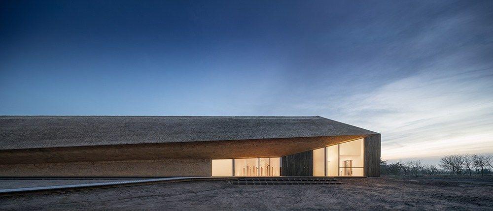 Wadden Sea Centre Esberg Denmark Dorte Mandrup Architects