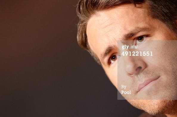 Ryan Reynolds The Captive Press Conference 2014