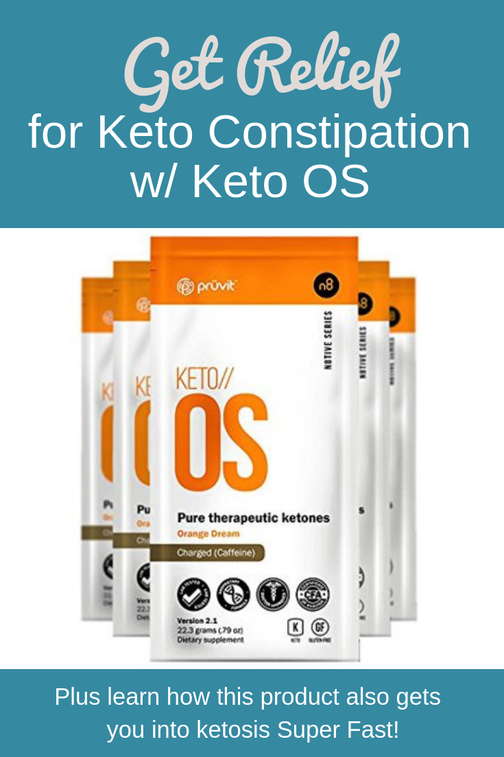 What to do for Keto Constipation Relief | Everything Keto