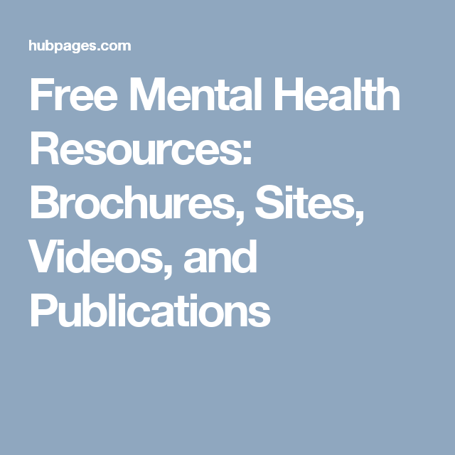 Great Resources For Free Indesign Brochure Templates: Pin On Mental Health Ideas For Groups