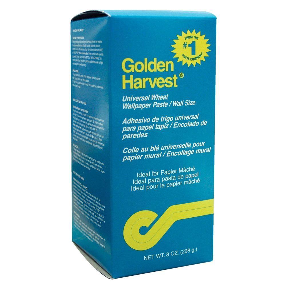 Golden Harvest 8 Oz Universal Wheat Paste Golden Harvest