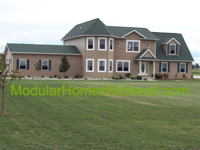 modular homes price | modular homes exterior in illinois and