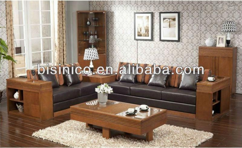 Relaxing Living Room Solid Wood Sofa Set,Southeast Asian Comfortable