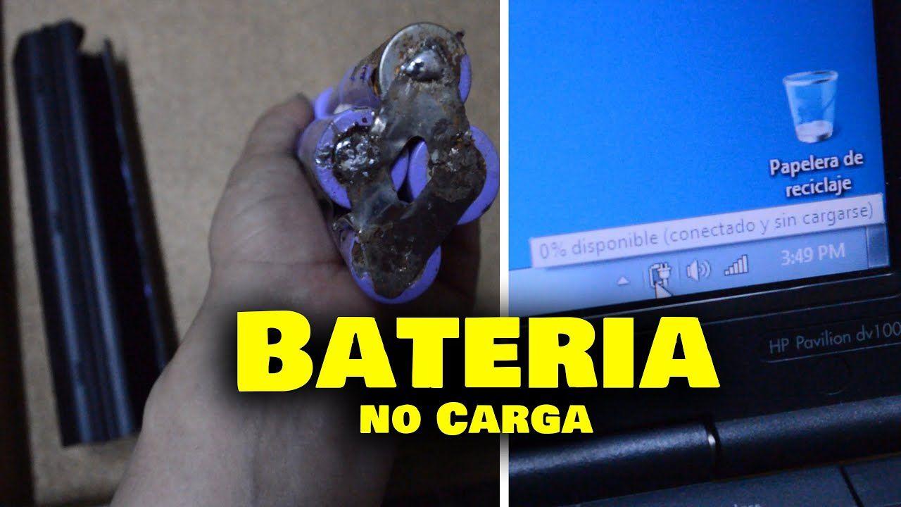 Laptop NO CARGA la BATERIA   Gadgets Facil