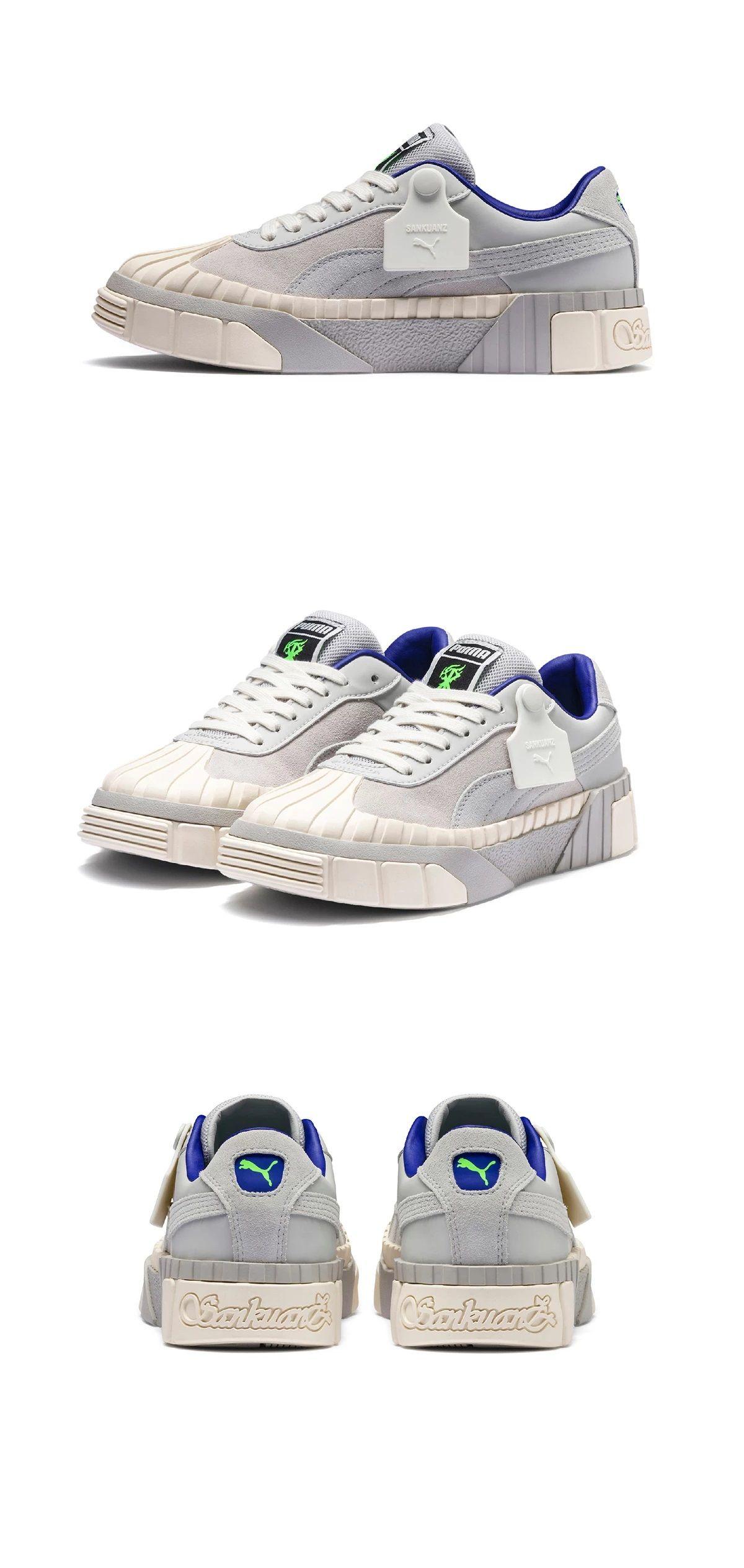 Sankuanz x Puma Cali | Sneakers: Puma in 2019 | Puma original, Shoes ...