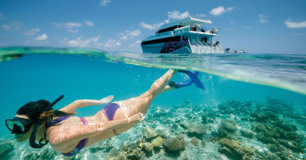 Great Barrier Reef 3 Day Tour | Great Barrier Reef Holidays Tours | Great Barrier Reef Tours