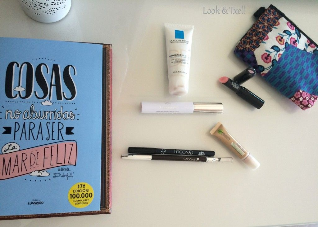 Tus 5 imprescindibles de Make Up www.lookandtxell.com/blog