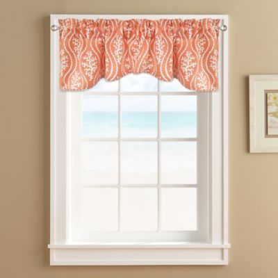 Coral Window Treatments