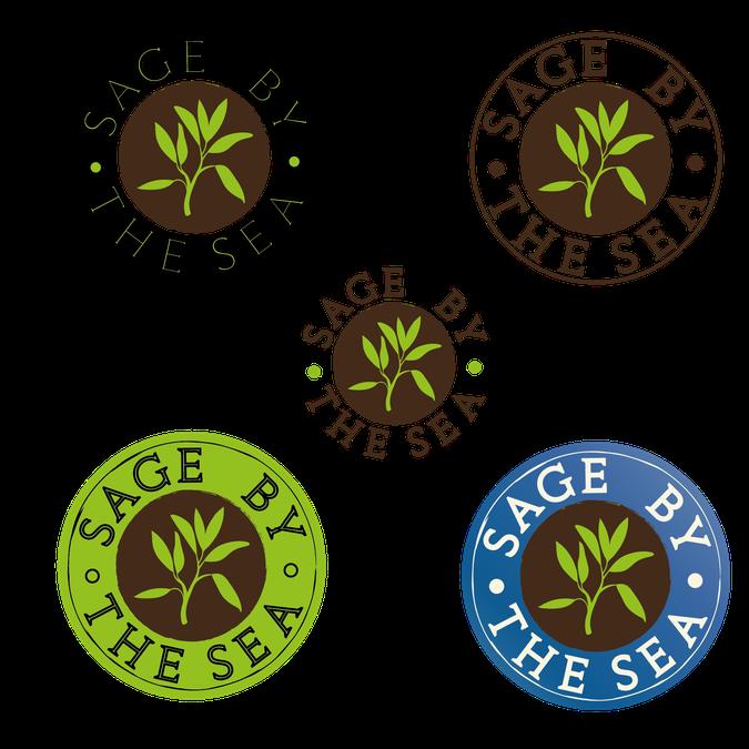 design me a beautiful food blog logo by veksi