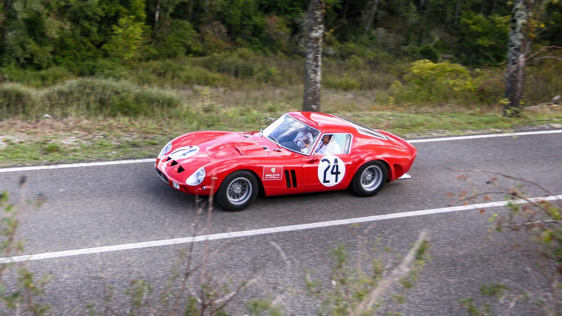 Pin by Ben Dover on Ferrari 250 GTO 62 64 Pinterest
