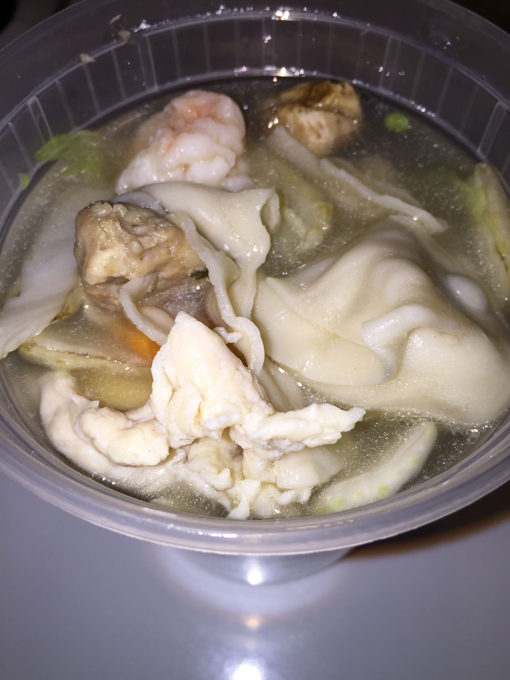 Asia Kitchen Torrance CA Wor Won Ton Soup