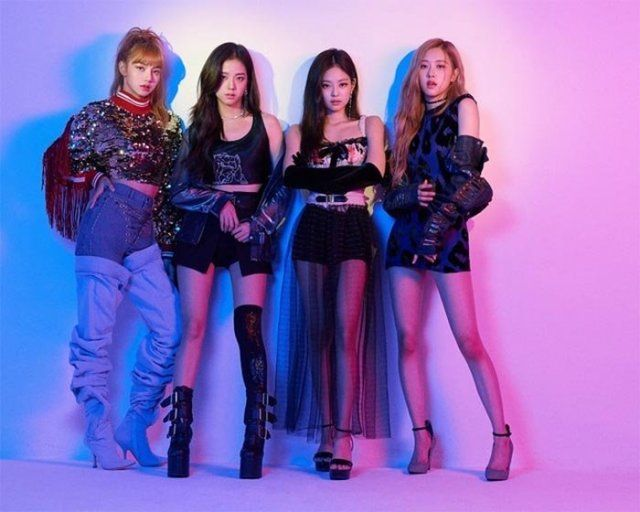 Black Pink to Release New Album Next Month