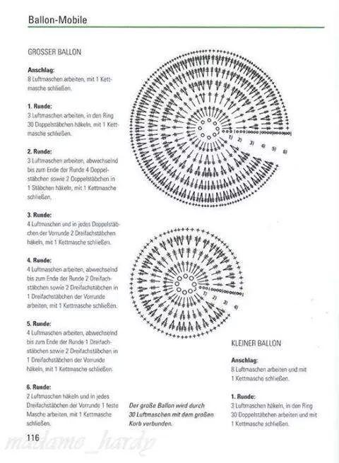 Carrito souvenir crochet patron | Souvenirs Crochet Ideas y ...