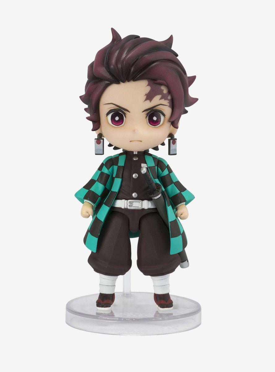 Bandai Spirits Demon Slayer: Kimetsu no Yaiba Tanjiro Kamado Figuarts Mini Figure