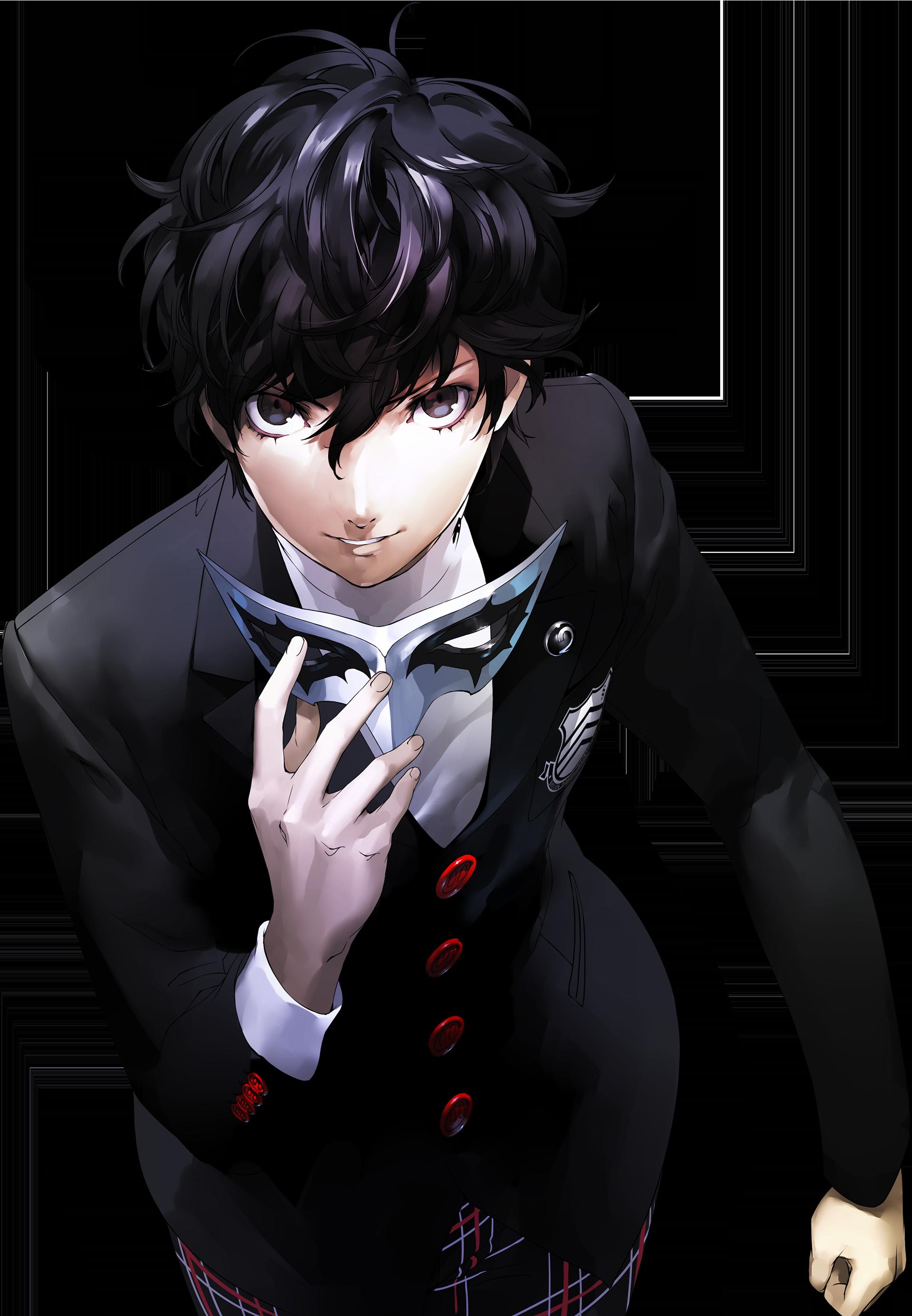Shin Megami Tensei Persona 5 Joker Kurusu Akira