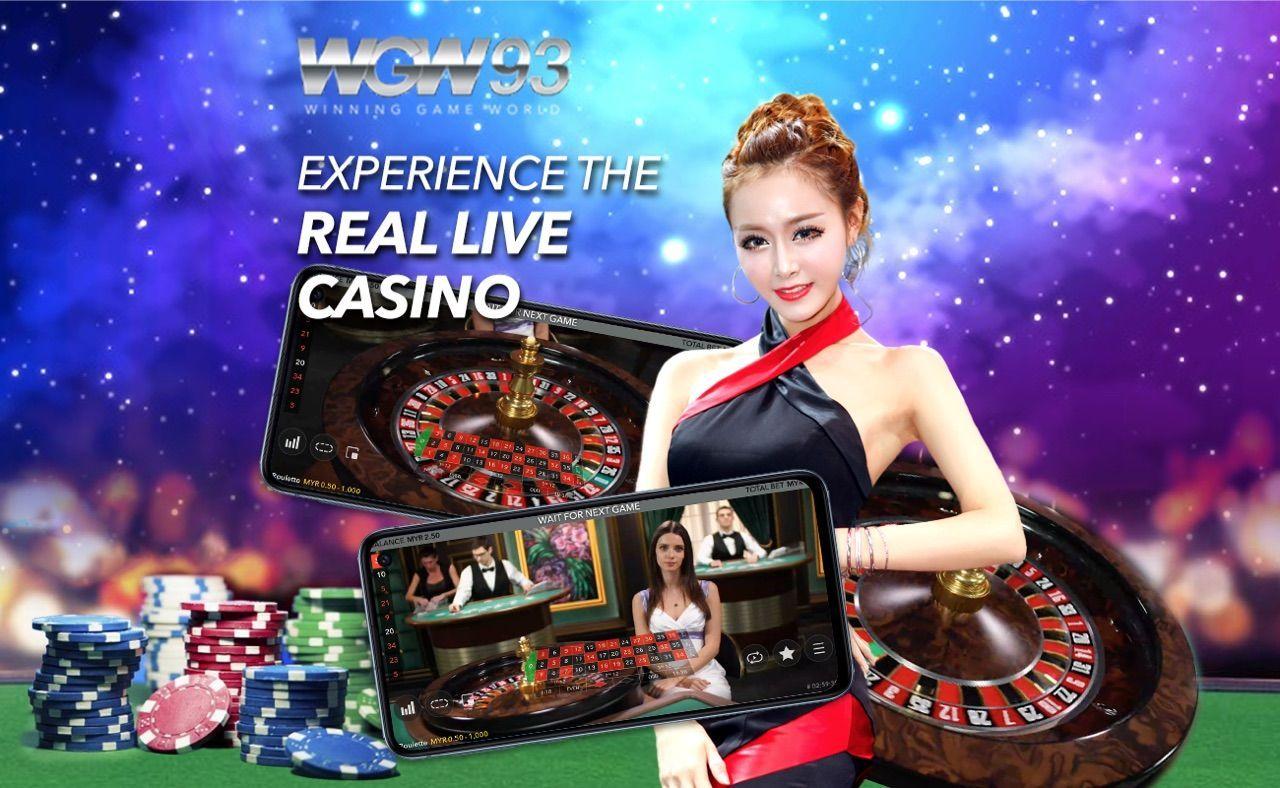 Online Live Casino in Malaysia | Live casino, Casino, Blackjack
