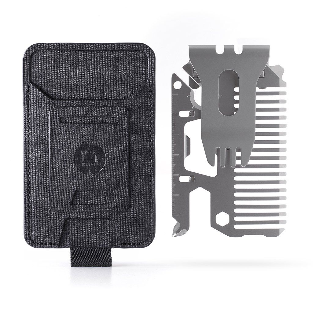 S1 Stealth Phone Pocket Mt03 Bundle In 2020 Multitool Sheath Tool Sheath Dango Wallet