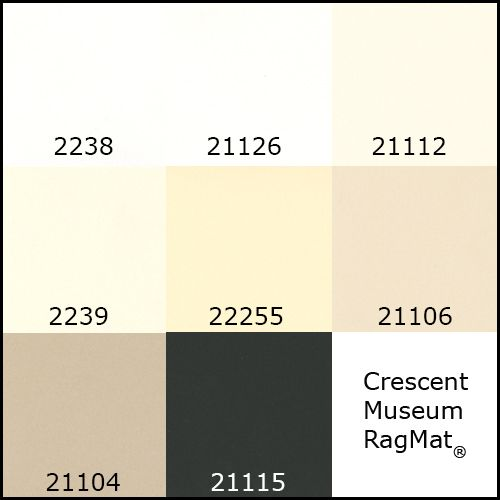complete mat colors supply after colorgrid sample framer order specifier select are purposes seeing crescent display only actual for s an board