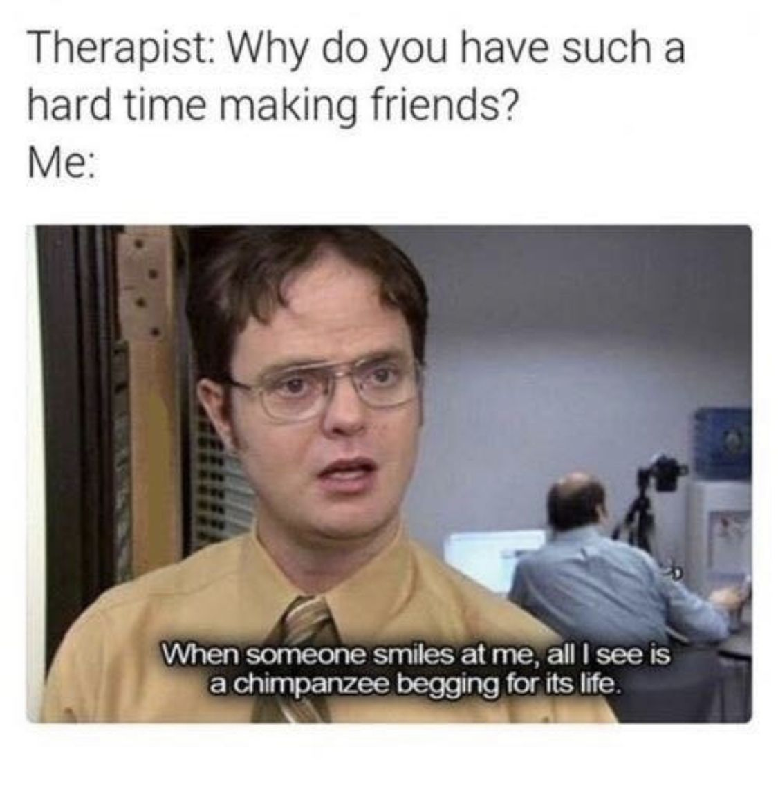 Pin By Kenna Belle R P On The Office Office Humor Office Memes Office Jokes