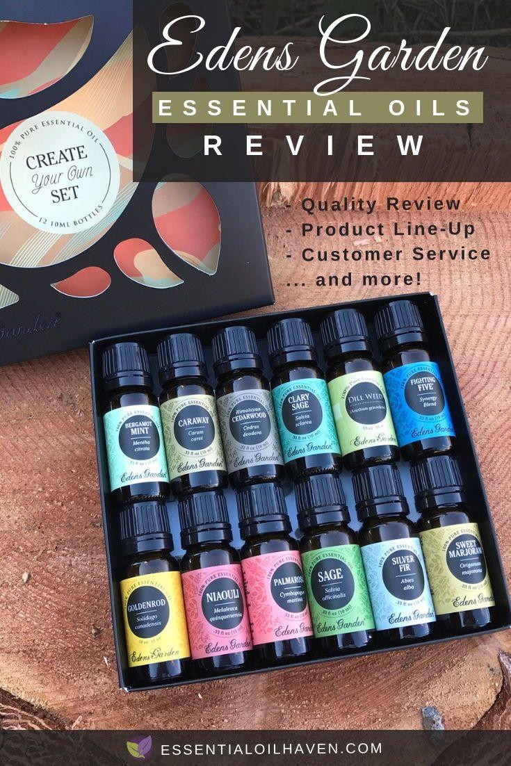 Edens Garden Essential Oils Review Edens garden