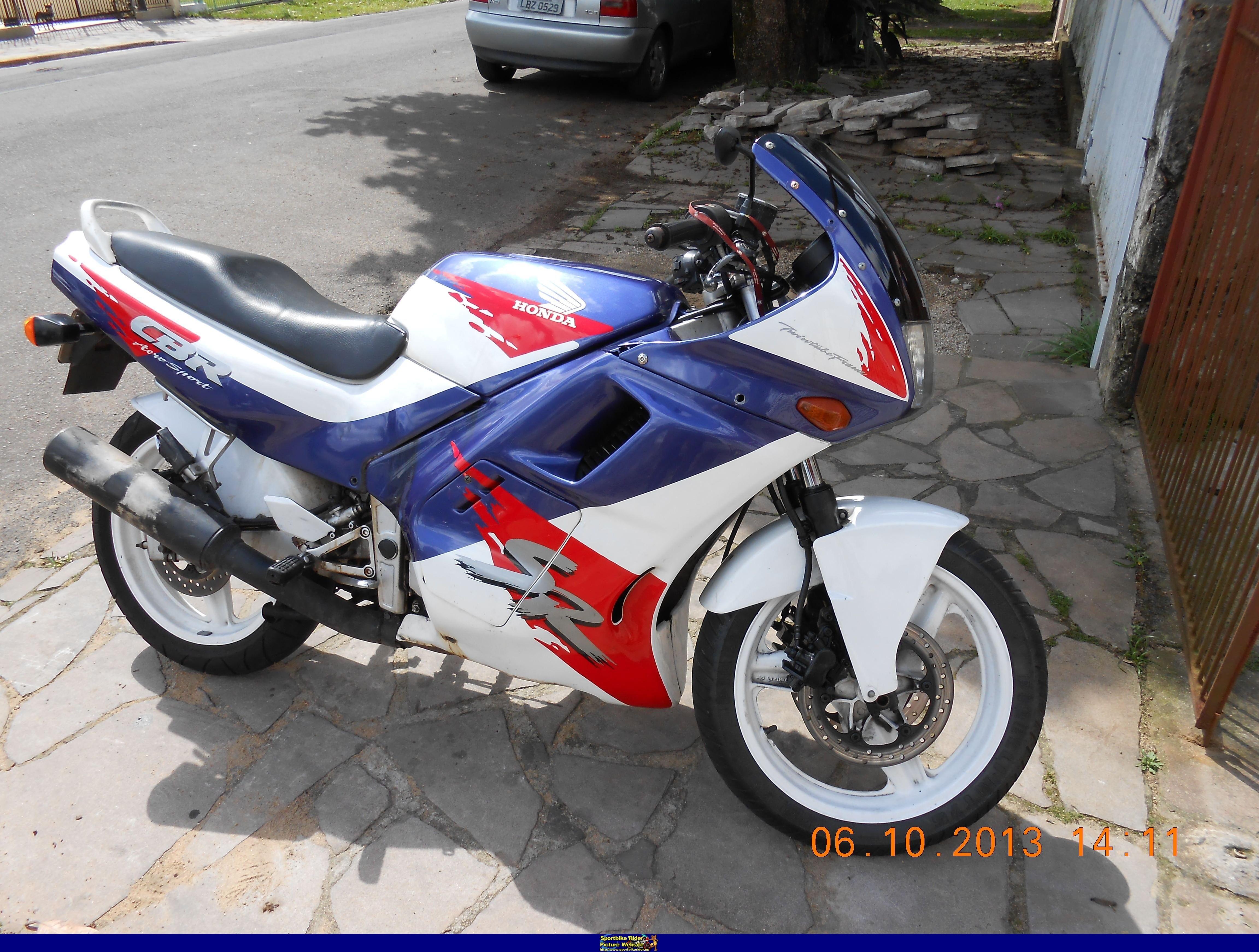 1993 Honda CBR 450/500