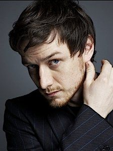 James McAvoy. I would put this in the inpsiring photos board but he's just awesome.  Awesome actor, awesome looking, and has an awesome accent... hence, he is in the awesome board.