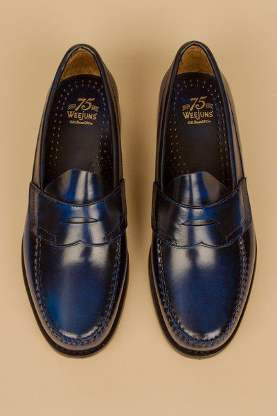 a8afb26d25c Bass  iconic Weejuns loafer has remained unchanged for over 75 years. That  is