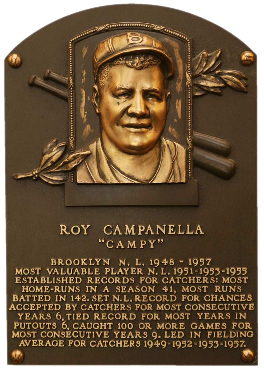 Photo of Roy Campanella