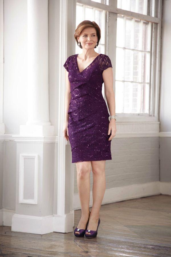 358c862f5070cb Festliche mode fur reifere damen – Beliebte kurze kleider