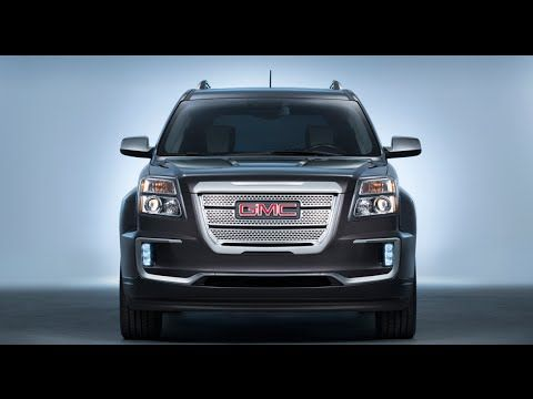 2016 Gmc Terrain And Terrain Denali Release Date And Redesign
