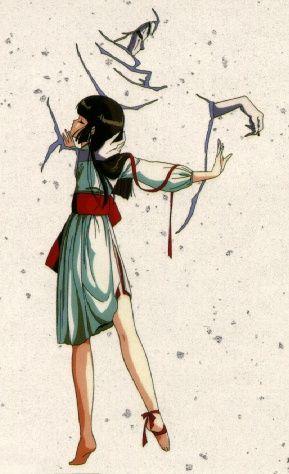 VAMPIRE PRINCESS MIYU: Larva & Miyu | ANIME: Horror | Pinterest ...
