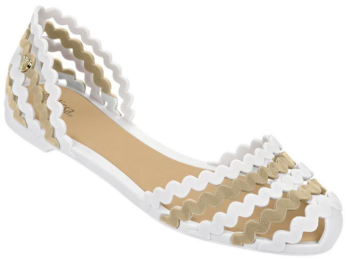 Http Zebra Buty Pl Model 5185 Sandaly Mel 32143 Sweetie Beige Gold 2051 138 Modern Shoes Melissa Shoes Shoes