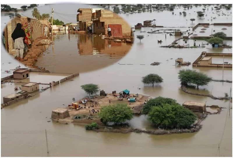السودان تغرقها الفيضانات ومجلس الأمن يصنفها منطقة كوارث وإعلان الطوارئ 3 أشهر In 2020 Canal