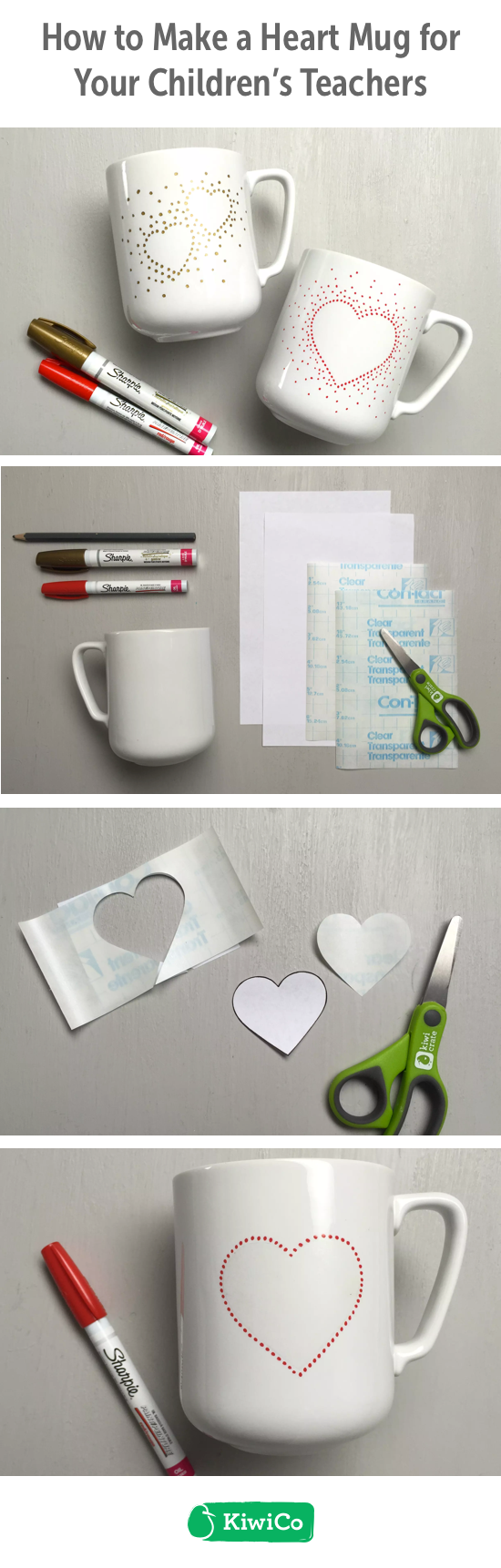 Heart mug diy this do it yourself craft is great for valentines heart mug diy crafts solutioingenieria Choice Image