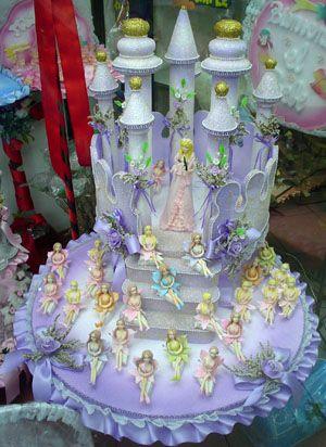 Decoraci n de cumplea os de 15 a os souvenirs y mu ecas para torta cosas pinterest cake - Decoracion cumpleanos anos ...