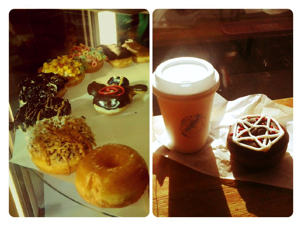 Poortland - I love Voodoo Doughnuts!