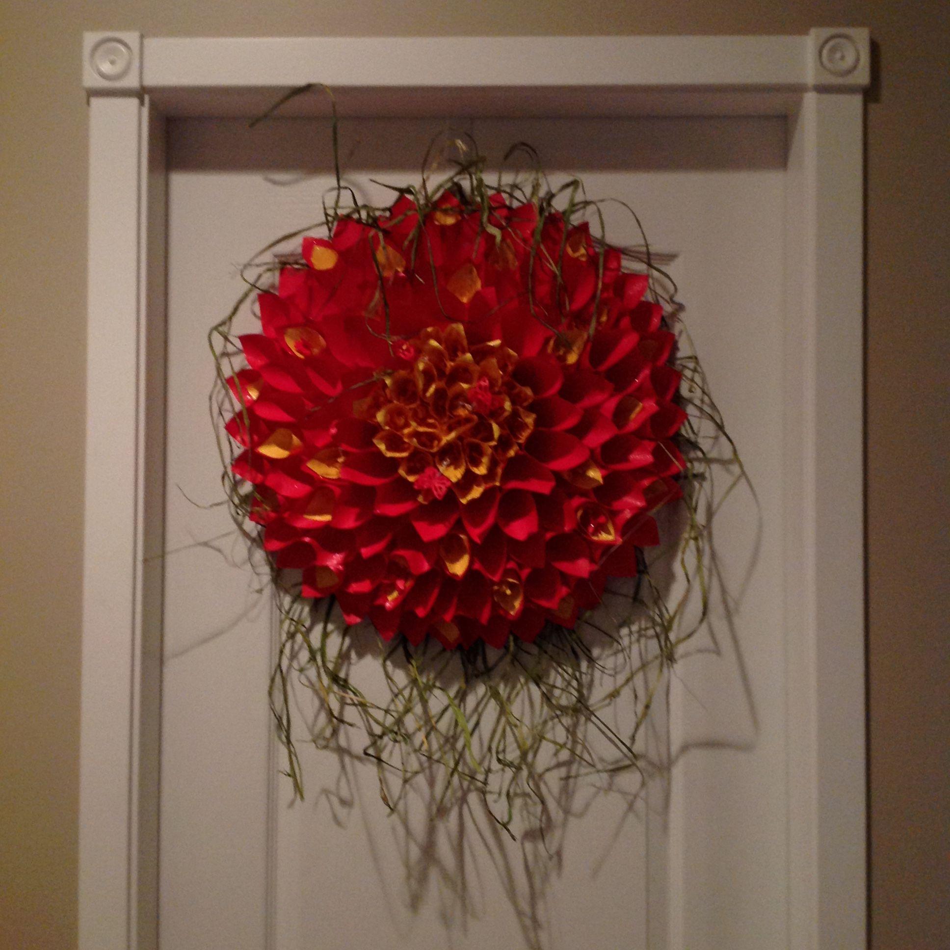 Pin by Brenda Giese on All Wreaths Fall wreath