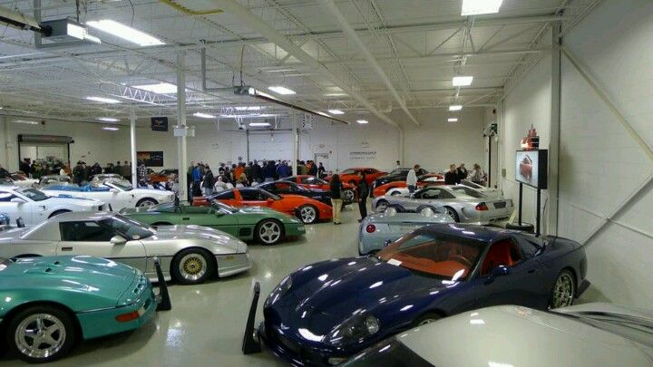 Ligenfelter collection of 150 Corvettes