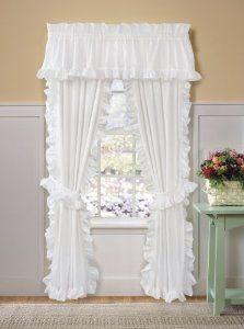 Clic Cape Cod Curtain