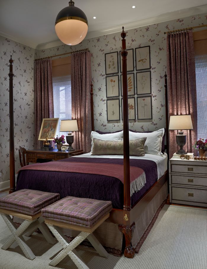 Traditional Bedroom photo by Jessica Lagrange Interiors BEDROOMS