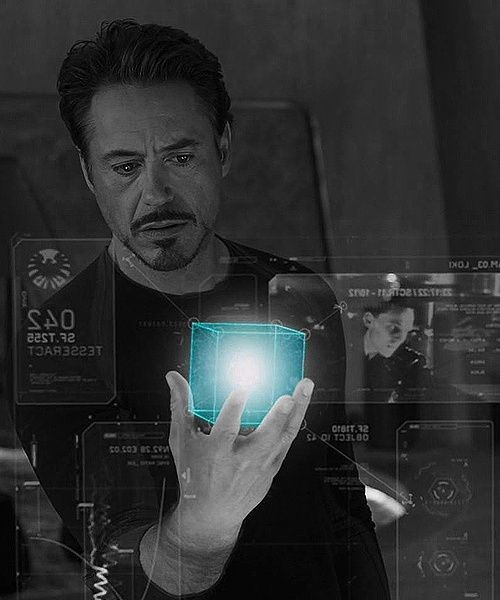 The Avengers (2012) Tony Stark (Iron Man)