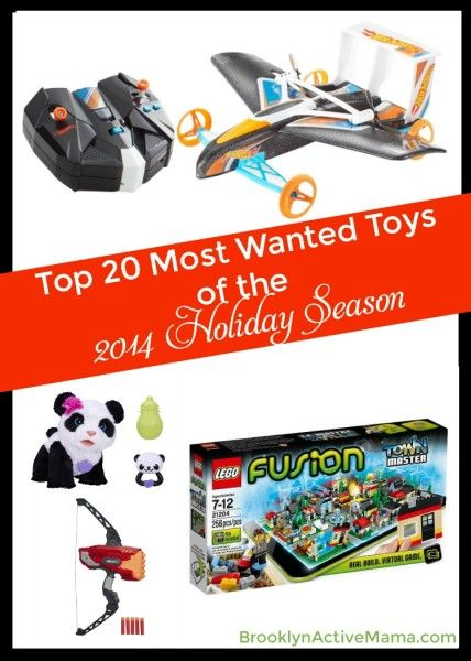 Top 20 Most Wanted Toys of the 2014 Holiday Season (With ...