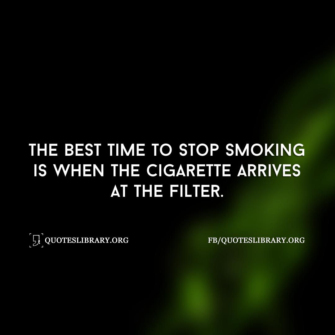 Pin on SMOKING QUOTES