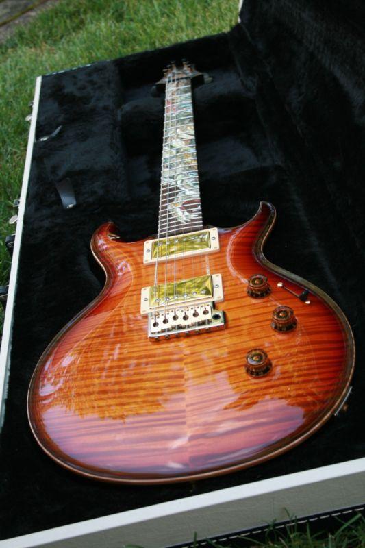 Paul Reed Smith 25th Anniversary Dragon, Private Stock, Santana Body, Unplayed!