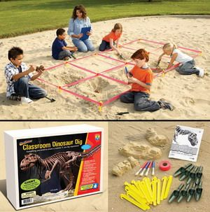 This kit includes everything you need to create a realistic