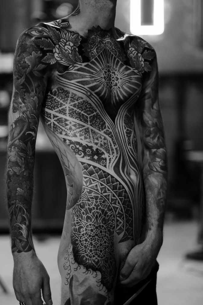 » Tattooing Hoopers Electric