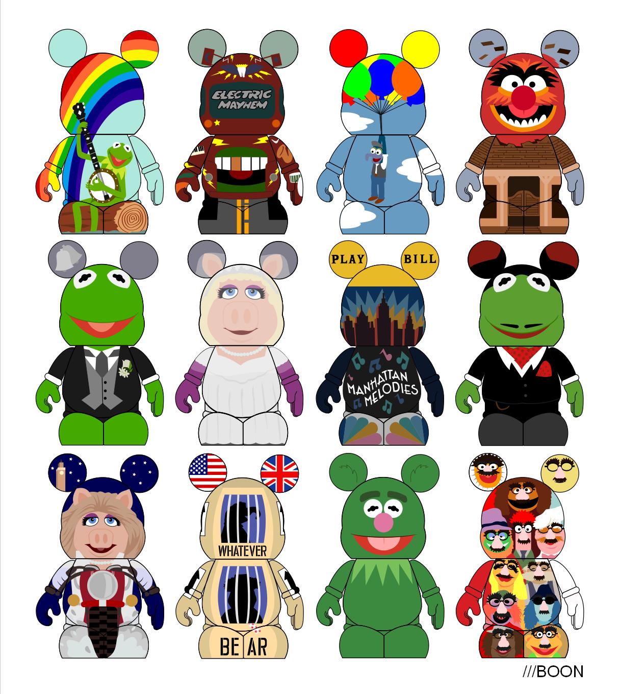 Muppet Movies Muppets The Muppet Show Art