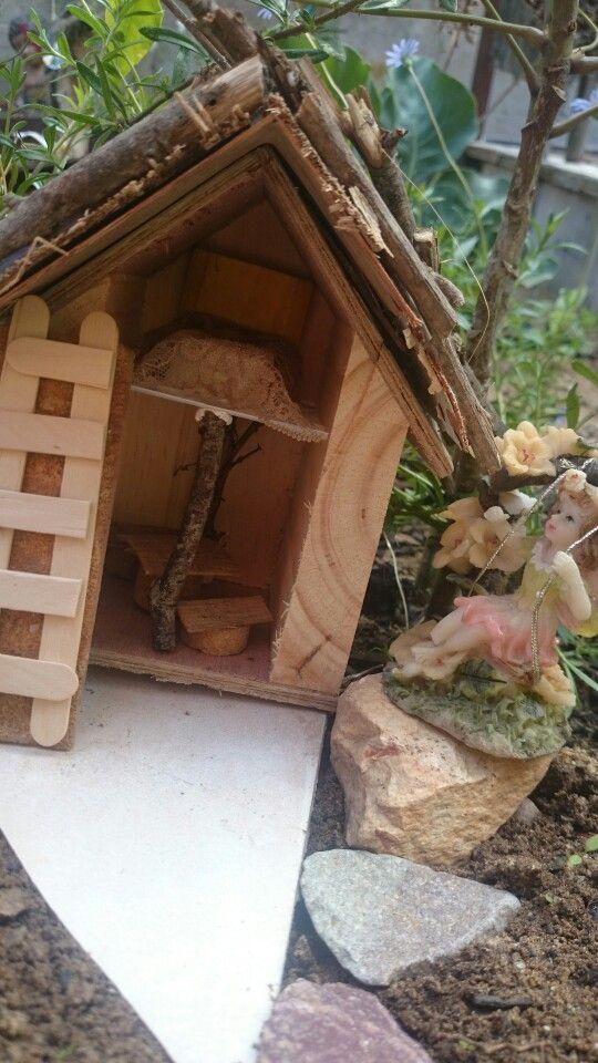 Fairy house by Gerda v.d Westhuizen